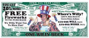 Willy Buck 2021 version